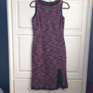 EUC Kenneth Cole wool dress